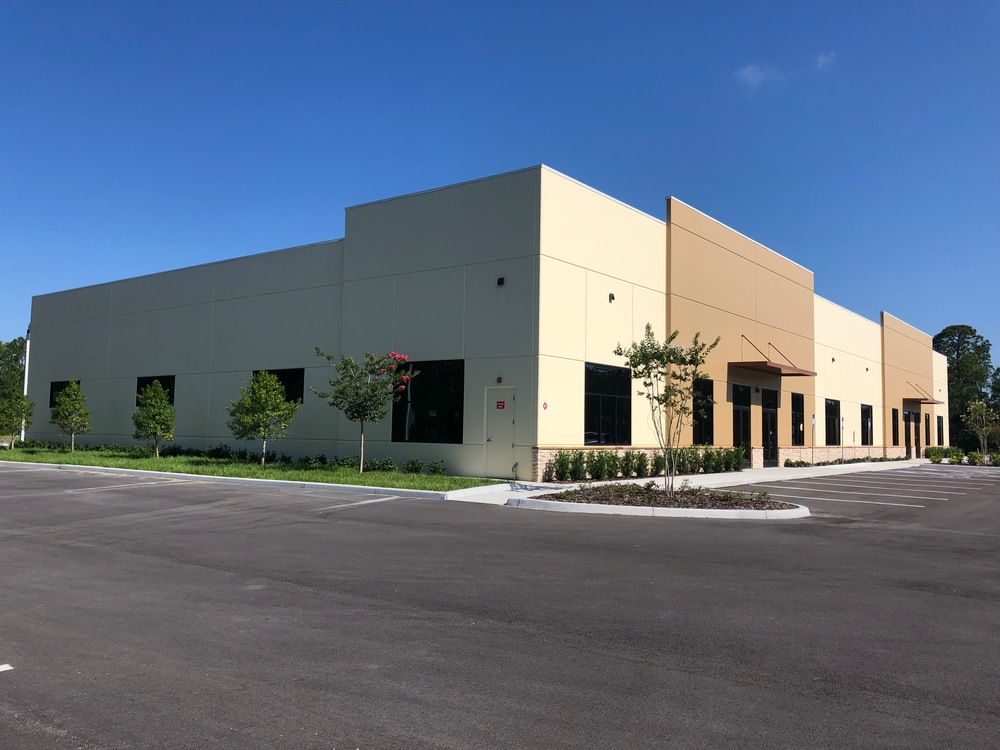 7 Otis Stone Hunter Road, Bunnell, FL was purchased for $2,650,000. It's a 20,000 square foot flex warehouse building in Flagler county.