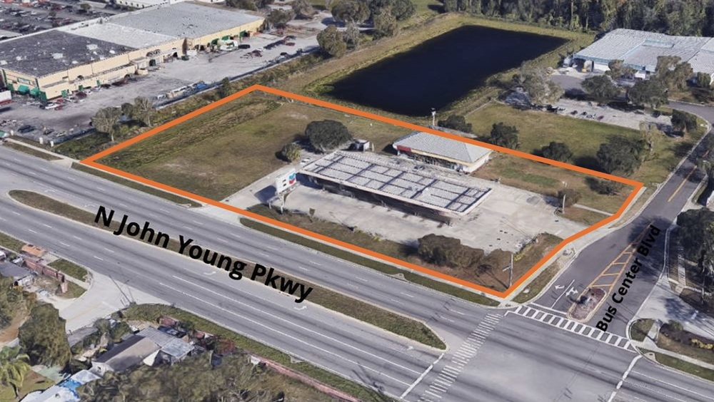 601 N. John Young Parkway, Orlando, FL listed and sold by Mital Saraiya of SVN Alliance
